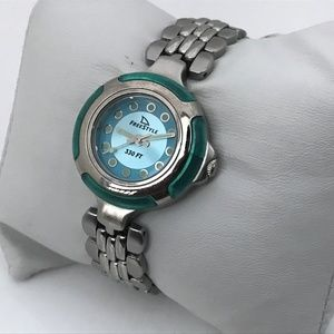 FreeStyle Ladies Watch Silver Tone WR 330FT